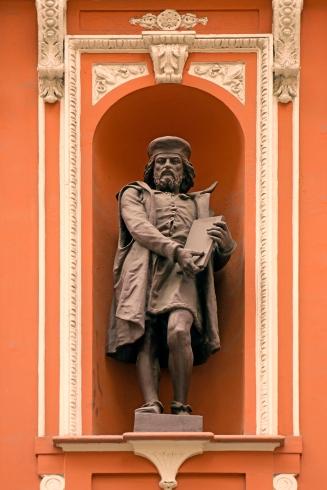 Johannes Fust (Mogúncia, 1410 c. - Paris, 1466)