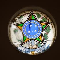 Brasão de armas do Brasil / Brazil´s coat of arms