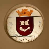 Brasão de armas da Cidade de São Paulo / Coat of arms of the city of São Paulo