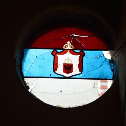 Bandeira e brasão de armas da Sérvia / Flag and coat of arms of Serbia